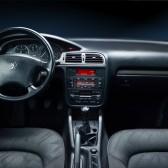 Peugeot 406 coupé - wnętrze