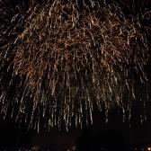 Wianki 2012 nad Wisłą - Pokaz Fajerwerków
