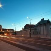 Warszawa - Aleja Solidarności, Zamek Królweski