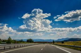 Autostrada Grenoble - Aix en Provence (Prowansja)
