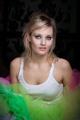Portret - Olga