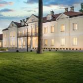 Sobienie - Pałac