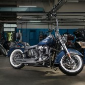 Harley Davidson w Chopper Garage
