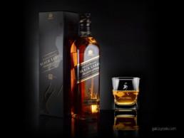 Fotografia produktowa - butelka whisky