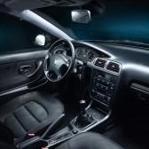 406 Coupe Pininfarina - interior photo