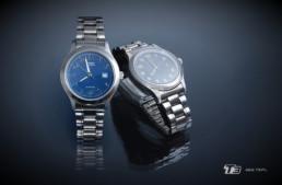 Fotografia produktowa - zegarek