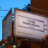 Billboard kampanii outdoor T3 Studio Reklamy - ul. Rosoła