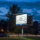 Billboard kampanii outdoor T3 Studio Reklamy - ul. Kijowska