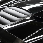 McLaren MP4-12C engine cover