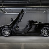 McLaren MP4-12C side view